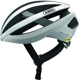ABUS Viantor MIPS Road Helmet, blanco